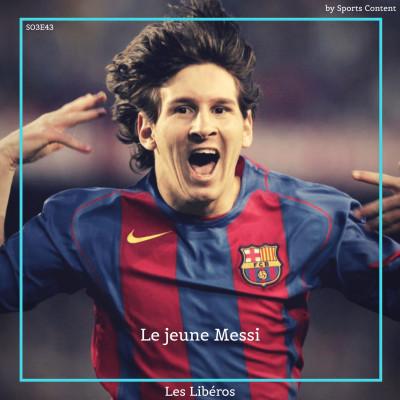 Lionel Messi : aux origines de son irrésistible ascension cover