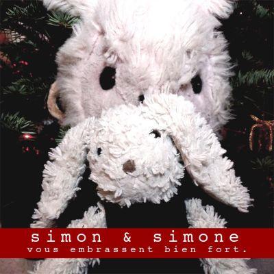 image Misstep #2 Simon et Simone Vous embrassent bien fort