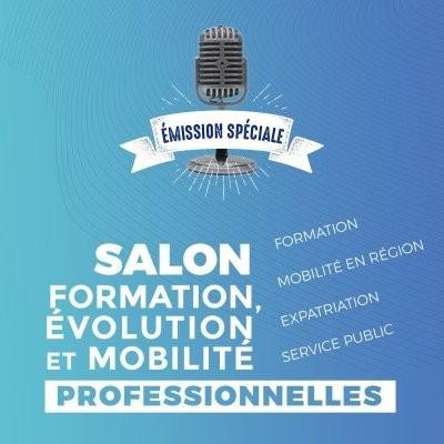 Salon Formation Évolution et Mobilité Professionnelles : Dynamiser son parcours professionnel avec le CNAM cover