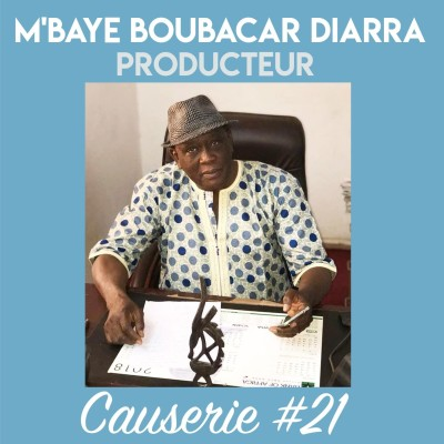 On Cause De #21 : M'Baye Boubacar Diarra cover