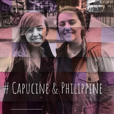 12. Capucine & Philippine : Amies contre vents et marées cover
