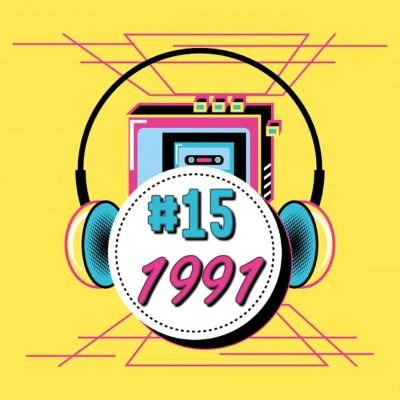 Bi-Bop #15 : 1991 cover