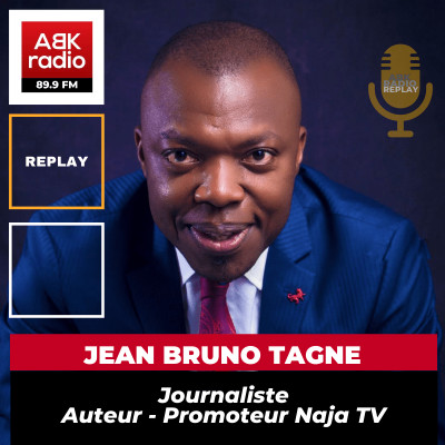 """Jean Bruno TAGNE: """"Où est passé le Riz de ORCA ? Qui l'a détourné ?"""" cover"""
