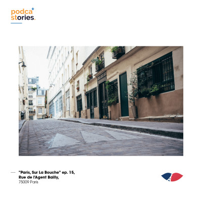 ep. 15, Rue de l'Agent Bailly, 75009 Paris cover