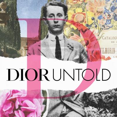 DIOR UNTOLD cover