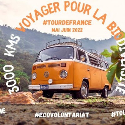 GlobeTrotter - Nathalie et Julie préparent leur périple de 3000 km en France et Suisse pour promouvoir l'écovolontariat - 28 09 2021 cover