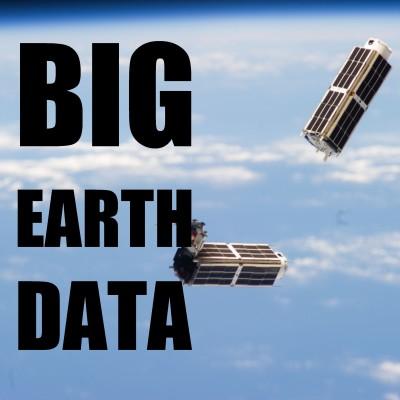 [LDDE] Observation de la Terre - L'avenir du Big data ? cover