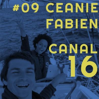 #09 Céanie et Fabien - On ne saute pas à l'eau par peur ou pour récupérer son annexe 😖 cover