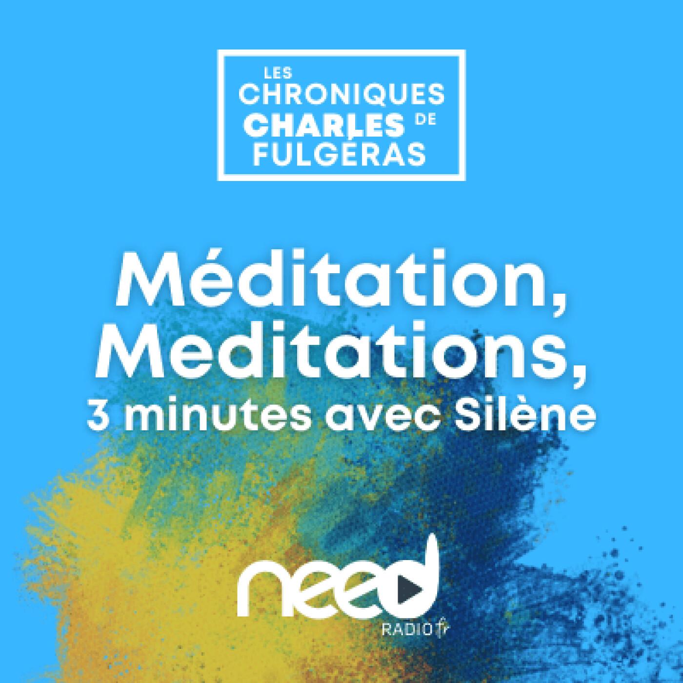Méditation, Meditations, 3 minutes avec Silène – La proprioception