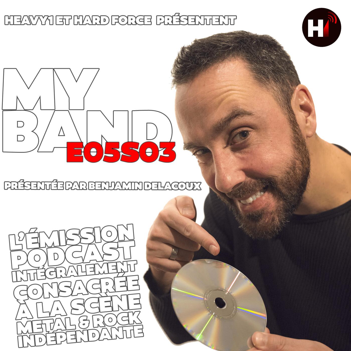 MyBand • Episode 5 Saison 3