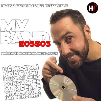 MyBand • Episode 5 Saison 3 cover