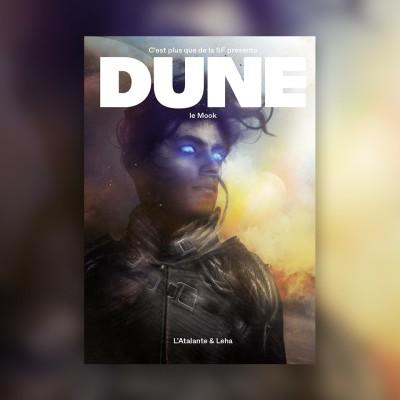 Le Mook Dune par Lloyd Chéry cover