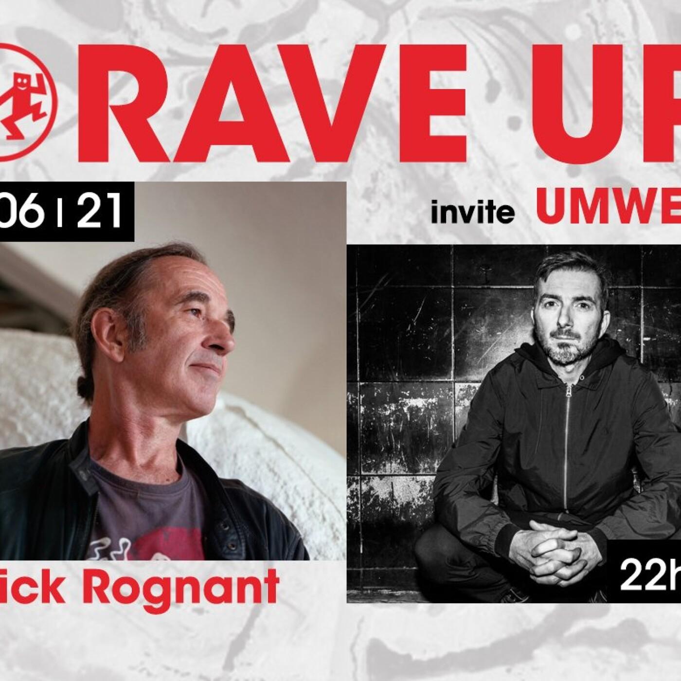 RAVE UP : UMWELT
