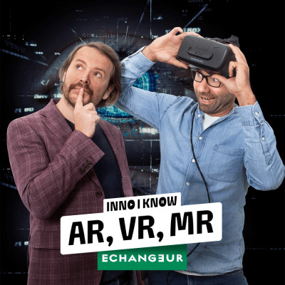 AR, VR, MR cover