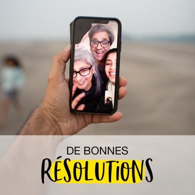 Janvier - Les bonnes résolutions cover