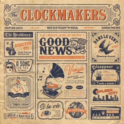 THE CLOCKMAKERS - SAMEDI 9 OCTOBRE 2021 - 11H cover