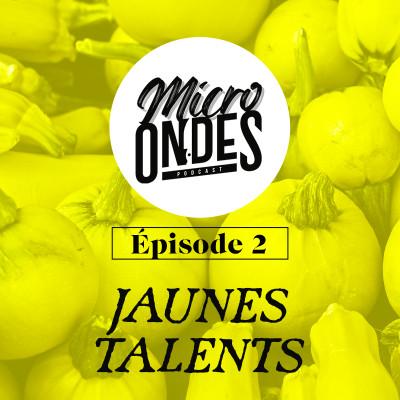 Micro Ondes - Jaunes Talents cover