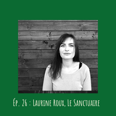 # 26 - Laurine Roux, Le Sanctuaire cover
