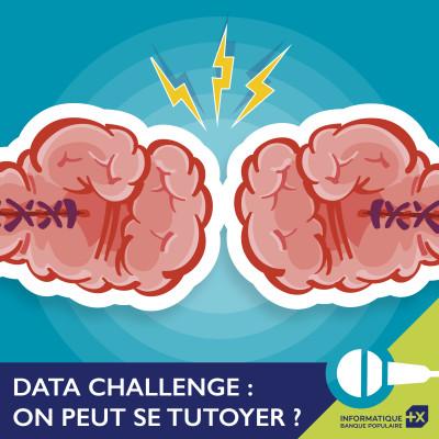 Teaser - DATA Challenge : On peut se tutoyer ? cover