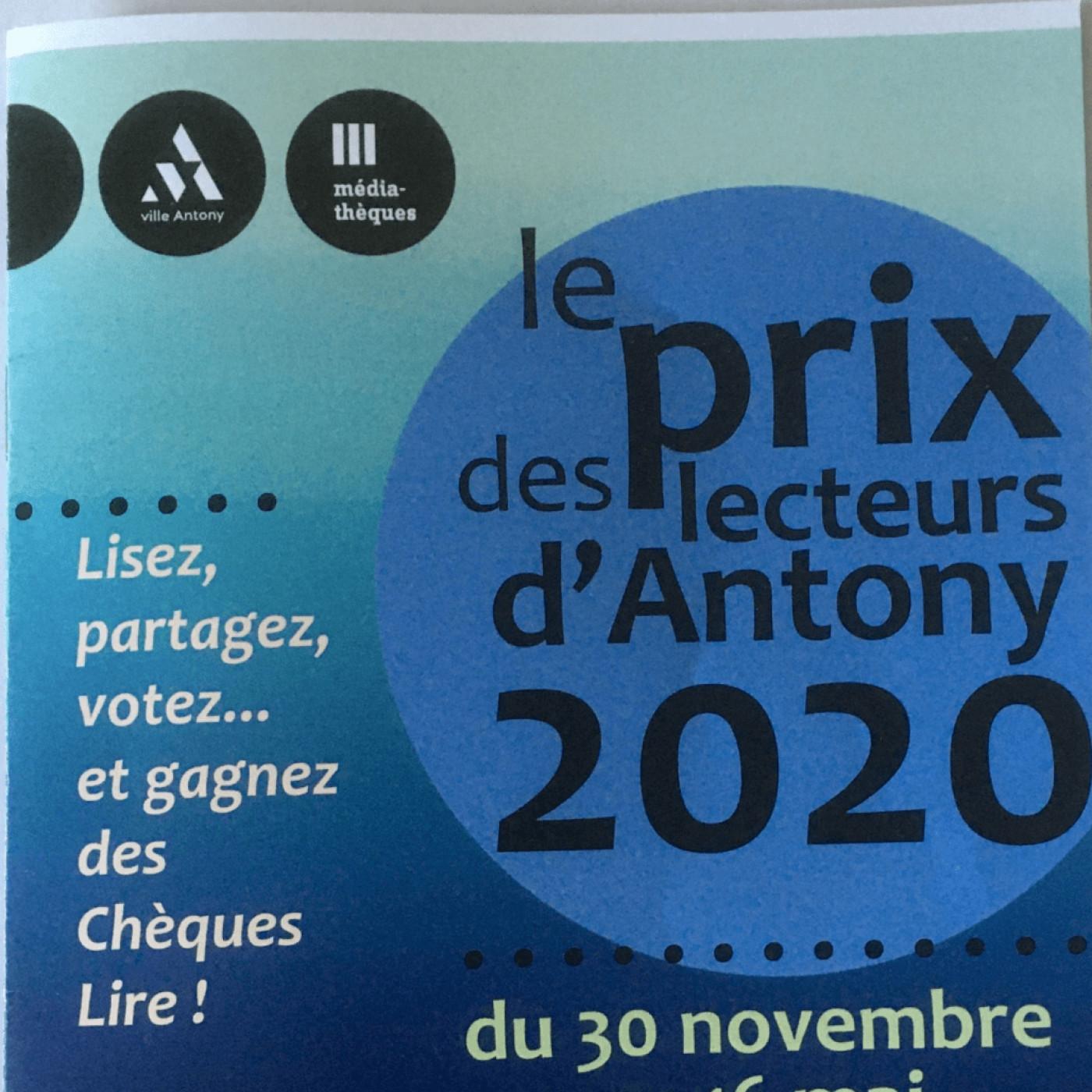 MC' Aime - Le prix des lecteurs 2020 (07/12/19)