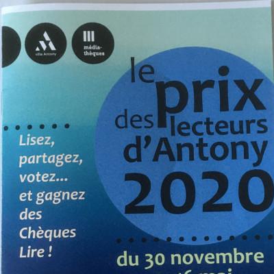 MC' Aime - Le prix des lecteurs 2020 (07/12/19) cover