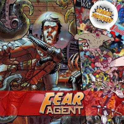 image ComicsDiscovery S04E14 : Fear Agent