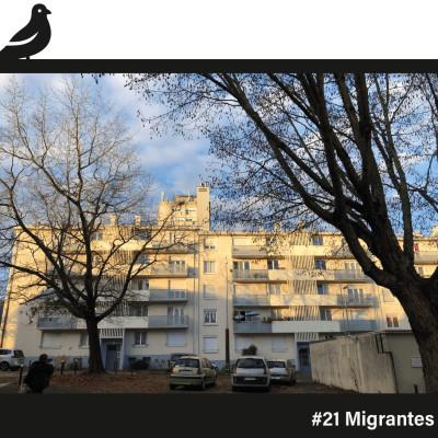 #21 Migrantes cover