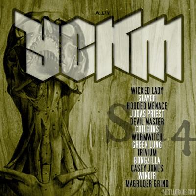 YCKM S14E02 : Wormwitch / Bongzilla cover