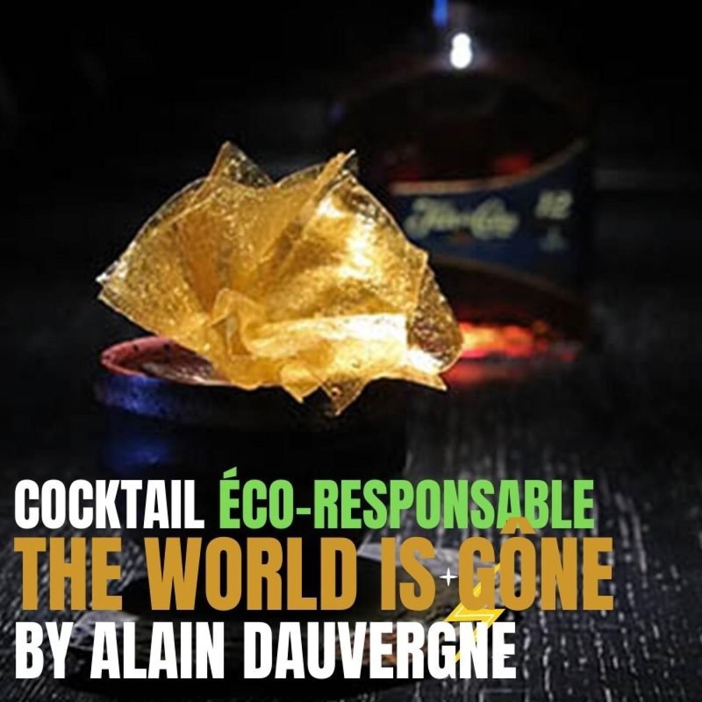 Podcast Infosbar Inside#28 : Le bartender le plus éco-responsable de France