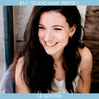#13 - Studio Kahi Part 1 cover