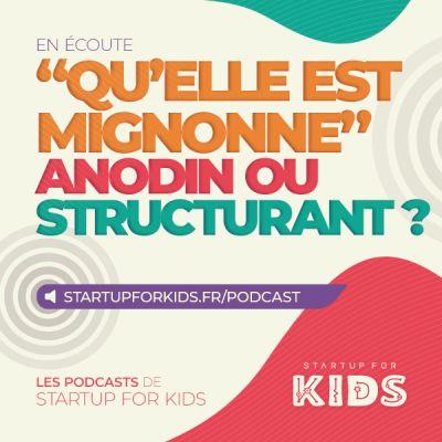 """""""Qu'elle est mignonne"""" - Anodin ou structurant? cover"""