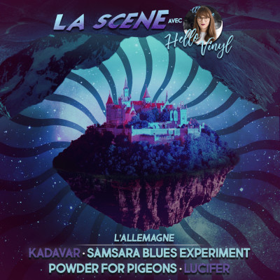 """""""La Scène"""" - Episode 20: L'Allemagne (avec Hello Vinyl) cover"""