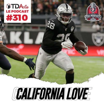 TDA Podcast n°310 - Débrief S5 : des Raiders vaillants, les 49ers brillants cover