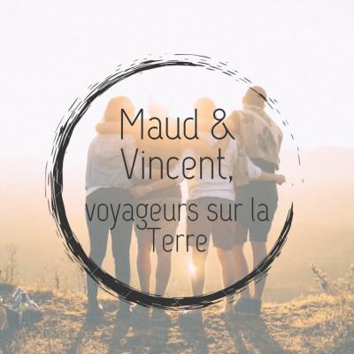 #13 - Maud et Vincent, voyageurs sur la Terre cover