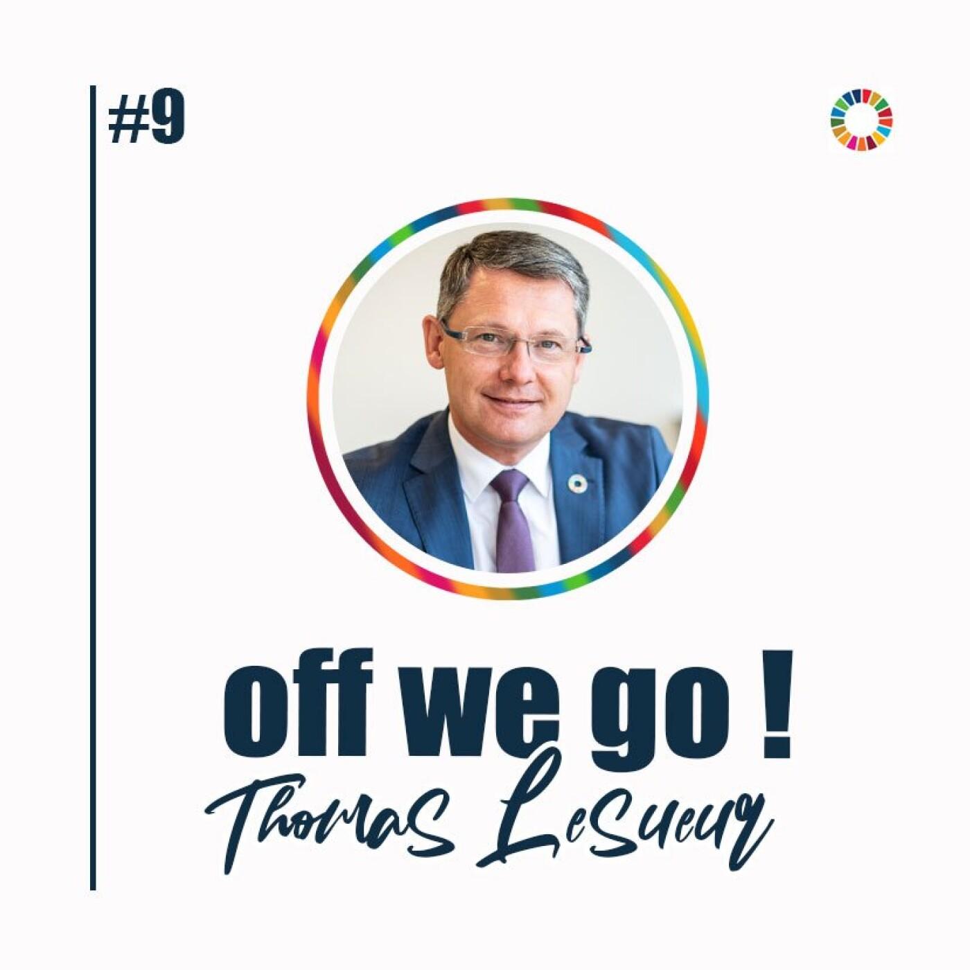 L'agenda 2030, le défi collectif pour retrouver et préserver le bien commun - Thomas Lesueur (Ministère de la Transition écologique)