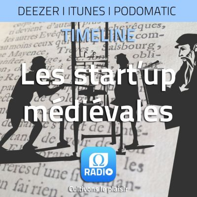 image Les Start'up médiévales