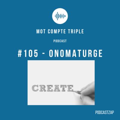 #105 - Onomaturge cover