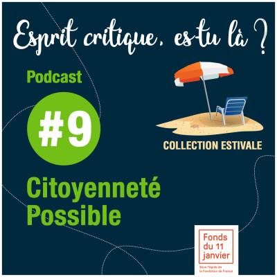 Série été - E09 - Fonds du 11 -Citoyenneté possible cover