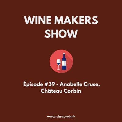 #39 - Anabelle Cruse - Château Corbin cover