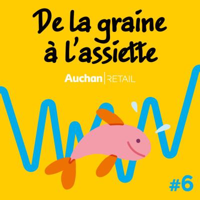 6. Frédéric Baudier - « On travaille en direct avec les pêcheurs pour la qualité fraîcheur » cover