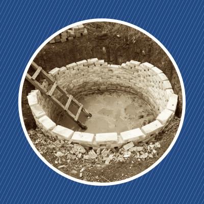L'invention de la fosse septique