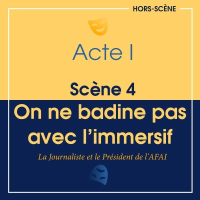 (I ; 4) On ne badine pas avec l'immersif cover