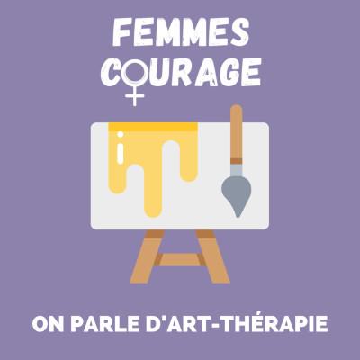 Épisode #12 - On parle d'art-thérapie cover