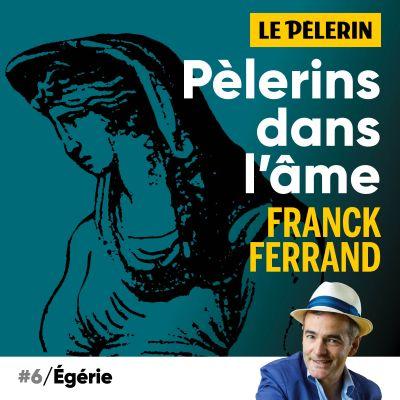 Égérie, première pèlerine en Terre sainte cover