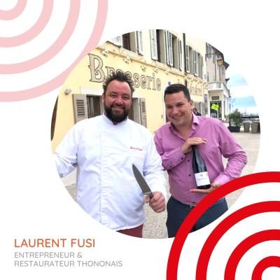 #EP39 Laurent Fusi : une vérité par phrase cover