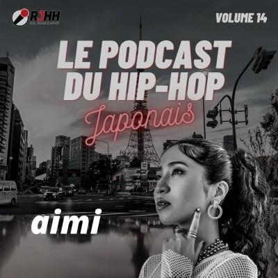 Le Podcast du Hip-Hop Japonais Volume 14 cover
