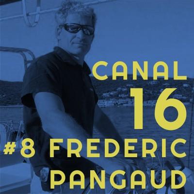 #08 Frédéric Pangaud - Pannes moteur en transat et accidents d'annexe ☠️ cover