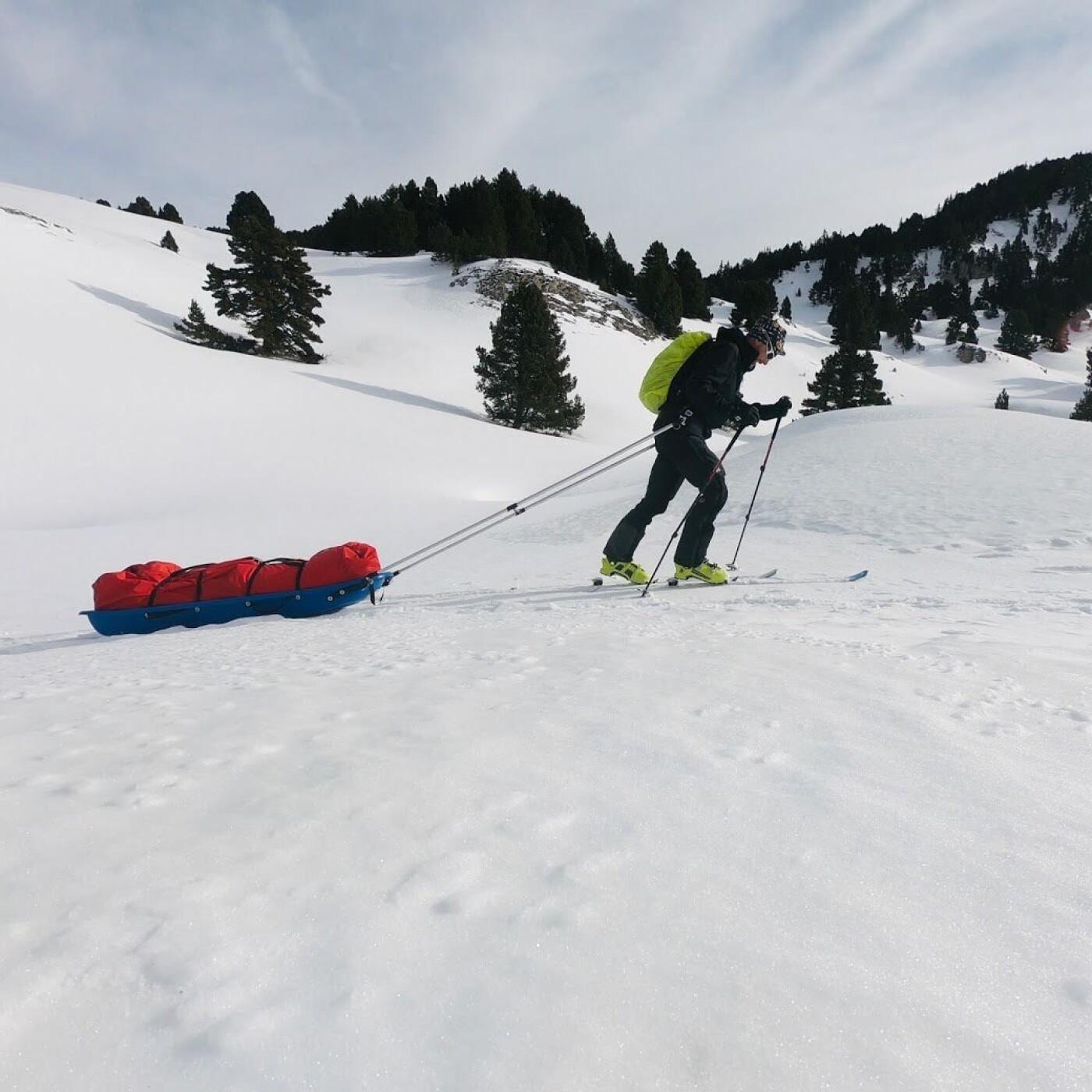 Armel Vrac nous fait revivre son ascencion du Mont Blanc - Globe Trotter 09 03 - Janv 2021 - StereoChic Radio