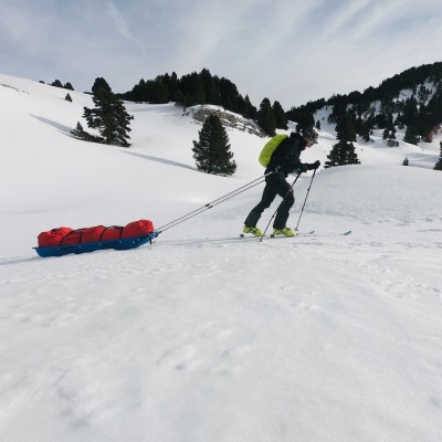 Armel Vrac nous fait revivre son ascencion du Mont Blanc - Globe Trotter 09 03 - Janv 2021 - StereoChic Radio cover