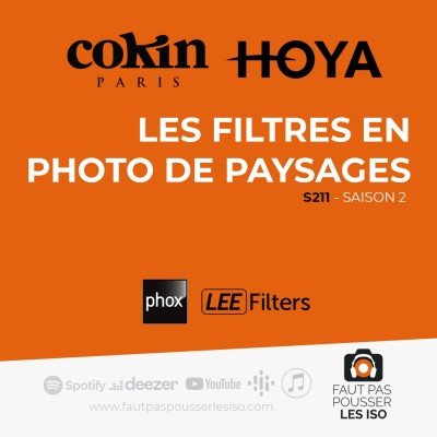 S211 - Les filtres en photo de paysages cover